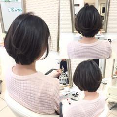 パーマ 色気 小顔 ナチュラル ヘアスタイルや髪型の写真・画像