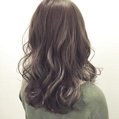 ミディアム 渋谷系 ストリート 小顔 ヘアスタイルや髪型の写真・画像