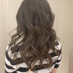 ヘアアレンジ ナチュラル オイル ロング ヘアスタイルや髪型の写真・画像