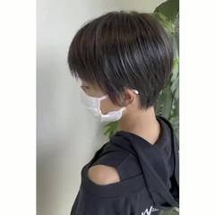 ショートヘア ナチュラル 可愛い ナチュラル可愛い ヘアスタイルや髪型の写真・画像