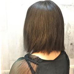 ストリート グレージュ ブルージュ 暗髪 ヘアスタイルや髪型の写真・画像