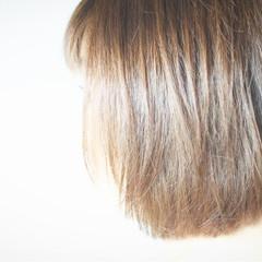 ナチュラル ベージュ ブラウンベージュ ミルクティーベージュ ヘアスタイルや髪型の写真・画像