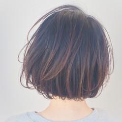ハイライト エアリー 大人かわいい ゆるふわ ヘアスタイルや髪型の写真・画像