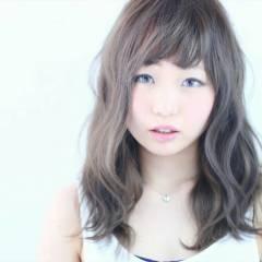 モテ髪 コンサバ 外国人風 大人かわいい ヘアスタイルや髪型の写真・画像