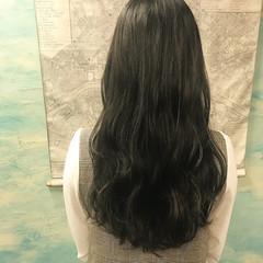 エレガント モテ髪 アッシュ ブラウンアッシュ ヘアスタイルや髪型の写真・画像