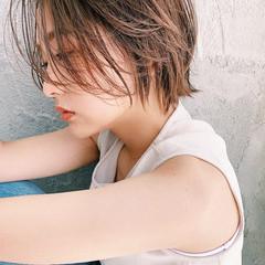 ショートヘア 小顔ショート ショート ショートボブ ヘアスタイルや髪型の写真・画像
