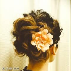 ナチュラル ゆるふわ グラデーションカラー フェミニン ヘアスタイルや髪型の写真・画像
