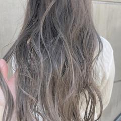 デート 上品 ロング 外ハネ ヘアスタイルや髪型の写真・画像