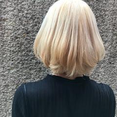 ダブルカラー 個性的 透明感 ガーリー ヘアスタイルや髪型の写真・画像