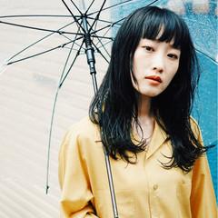 ストリート 秋 前髪あり 外国人風カラー ヘアスタイルや髪型の写真・画像
