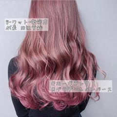 髪質改善カラー 外国人風カラー アディクシーカラー 髪質改善トリートメント ヘアスタイルや髪型の写真・画像