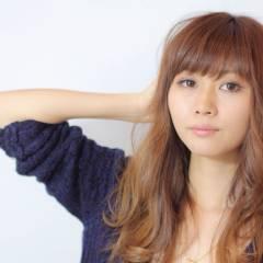 抜け感 ロング モテ髪 ゆるふわ ヘアスタイルや髪型の写真・画像