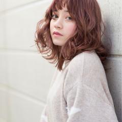 ガーリー ゆるふわ ヘアアレンジ アンニュイ ヘアスタイルや髪型の写真・画像