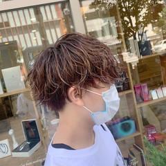 マッシュ メンズヘア メンズマッシュ ショート ヘアスタイルや髪型の写真・画像