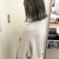 ブリーチ ナチュラル ボブ 女子力 ヘアスタイルや髪型の写真・画像