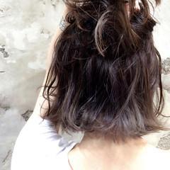 グラデーションカラー アッシュ ストリート 外国人風 ヘアスタイルや髪型の写真・画像