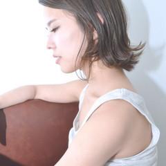 女子会 グラデーションカラー ボブ デート ヘアスタイルや髪型の写真・画像
