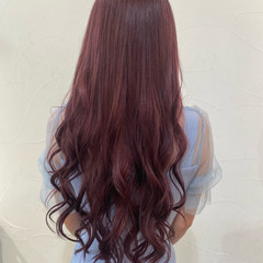 フェミニン ロング 360度どこからみても綺麗なロングヘア ロングヘアスタイル ヘアスタイルや髪型の写真・画像