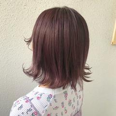 ダブルカラー ボブ ハイトーン 外国人風カラー ヘアスタイルや髪型の写真・画像