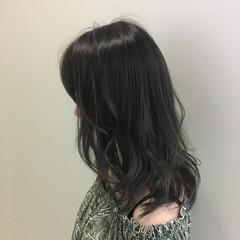 イルミナカラー 外国人風カラー ブルージュ ハイライト ヘアスタイルや髪型の写真・画像