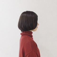 暗髪 こなれ感 ニュアンス ナチュラル ヘアスタイルや髪型の写真・画像