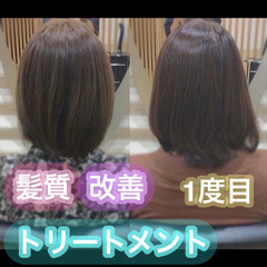 うる艶カラー 大人ロング セミロング 髪質改善 ヘアスタイルや髪型の写真・画像