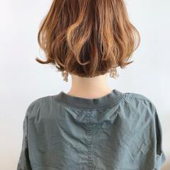 ショートボブ ショートヘア ボブ モード ヘアスタイルや髪型の写真・画像