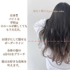 ブライダル ロング ナチュラル 艶髪 ヘアスタイルや髪型の写真・画像