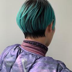 ブリーチカラー モード ブリーチ必須 メンズヘア ヘアスタイルや髪型の写真・画像
