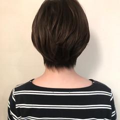 オフィス スポーツ ナチュラル 大人女子 ヘアスタイルや髪型の写真・画像