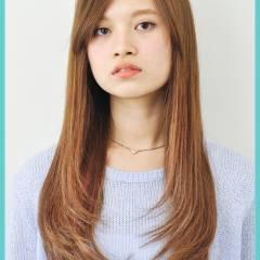 フェミニン 愛され 渋谷系 モテ髪 ヘアスタイルや髪型の写真・画像