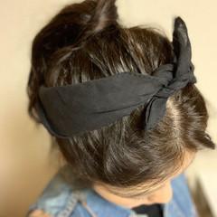 ヴィーナスコレクション ナチュラル ポニーテール 黒髪 ヘアスタイルや髪型の写真・画像