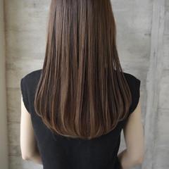 トリートメント 可愛い サラサラ N.オイル ヘアスタイルや髪型の写真・画像
