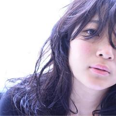 女子会 セミロング 大人かわいい ナチュラル ヘアスタイルや髪型の写真・画像
