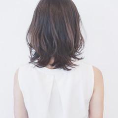 簡単 グラデーションカラー 涼しげ パーマ ヘアスタイルや髪型の写真・画像