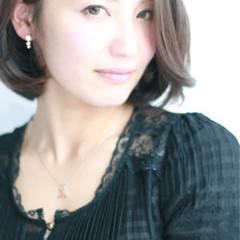 コンサバ 大人女子 大人かわいい ナチュラル ヘアスタイルや髪型の写真・画像