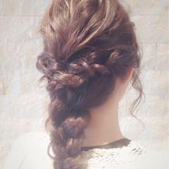 外国人風 ショート ナチュラル 暗髪 ヘアスタイルや髪型の写真・画像