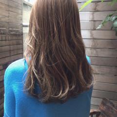 可愛い デート ナチュラル モテ髪 ヘアスタイルや髪型の写真・画像