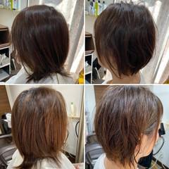 ブリーチオンカラー ブリーチカラー ブリーチ必須 ショートヘア ヘアスタイルや髪型の写真・画像