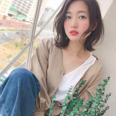 ヘアアレンジ デート ガーリー パーマ ヘアスタイルや髪型の写真・画像