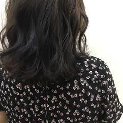 透明感 ナチュラル 女子会 イルミナカラー ヘアスタイルや髪型の写真・画像