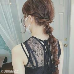 お出かけヘア ロング ゆるふわ 愛され ヘアスタイルや髪型の写真・画像