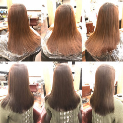 艶髪 ロング イルミナカラー 外国人風カラー ヘアスタイルや髪型の写真・画像