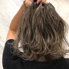 切りっぱなしボブ ショートボブ ナチュラル ベリーショート ヘアスタイルや髪型の写真・画像