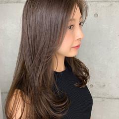 髪質改善トリートメント レイヤーロングヘア ロングヘアスタイル トリートメント ヘアスタイルや髪型の写真・画像