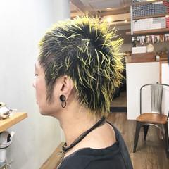 メンズショート ショート ストリート メンズカット ヘアスタイルや髪型の写真・画像