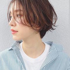 外国人風 ハイライト 色気 ニュアンス ヘアスタイルや髪型の写真・画像