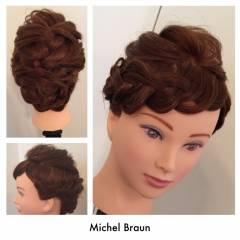 コンサバ フェミニン 愛され モテ髪 ヘアスタイルや髪型の写真・画像