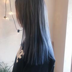 アンニュイほつれヘア 大人かわいい ストリート 大人カジュアル ヘアスタイルや髪型の写真・画像