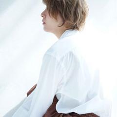 ハイトーン リラックス 大人かわいい ハイライト ヘアスタイルや髪型の写真・画像